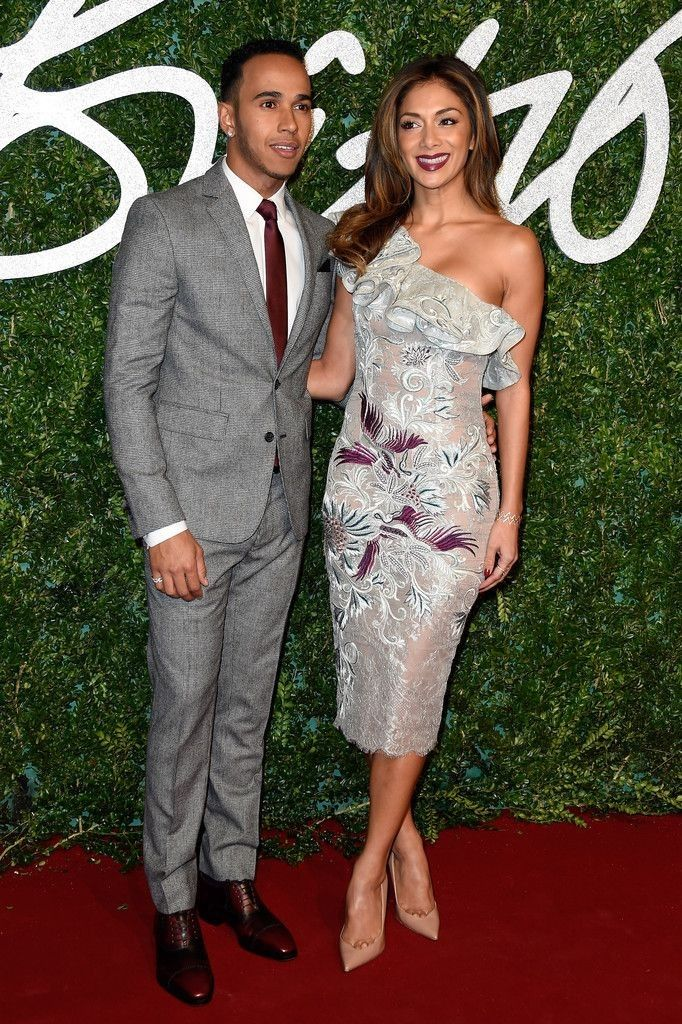 British Fashion Awards - Celebrity Fashion Trends