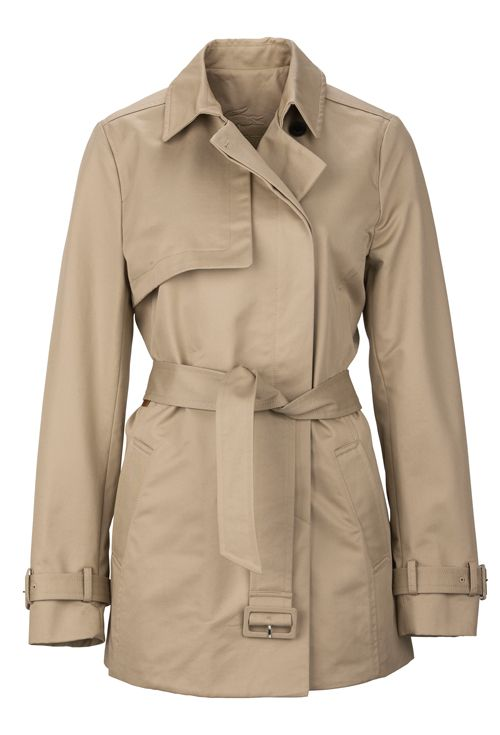 #Lacoste trench coat - must have for spring.