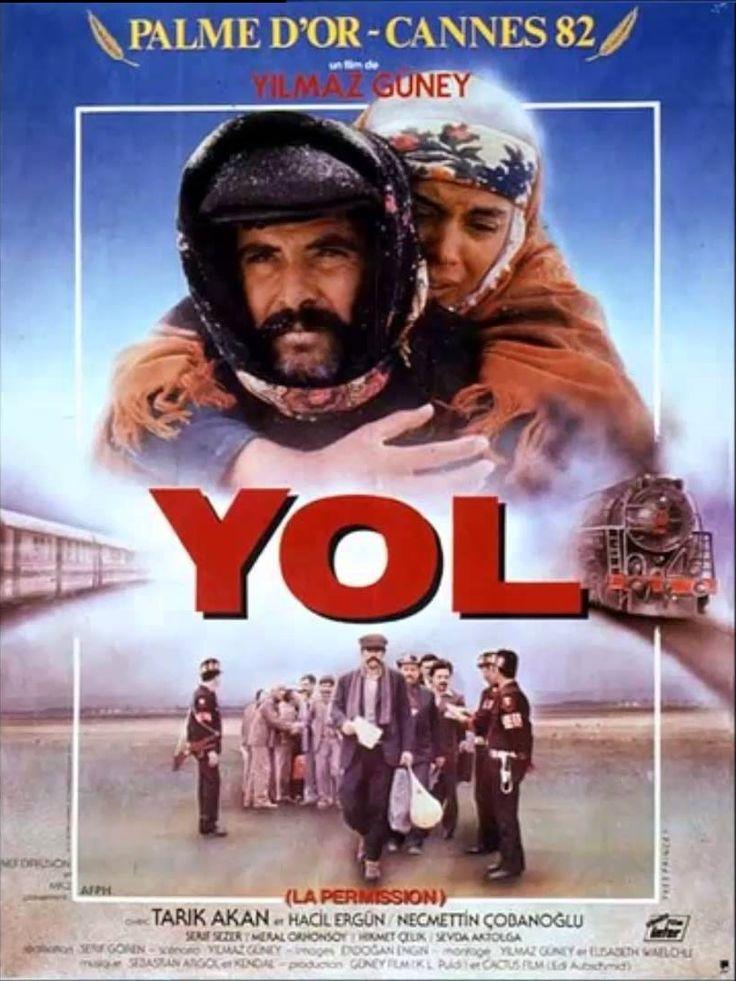 YOL - Palme D'or Cannes 82 Y I L M A Z G Ü N E Y Tarık Akan & Halil Ergün