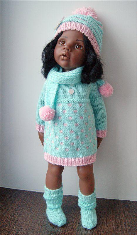 Платья и костюмчики для кукол Готц Gotz и других кукол подобного формата / Одежда для кукол / Шопик. Продать купить куклу / Бэйбики. Куклы фото. Одежда для кукол