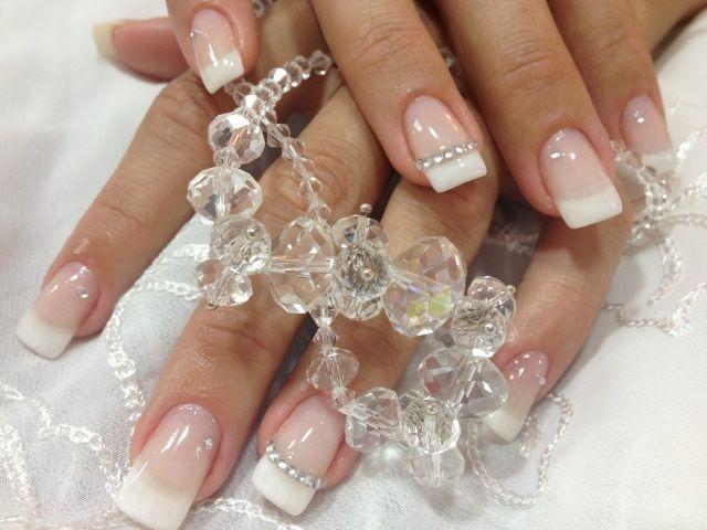 Nail art mariage: 50 idées splendides pour votre jour J!