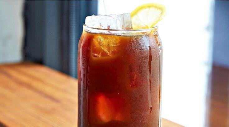 A origem do mazagrã, o refresco de café