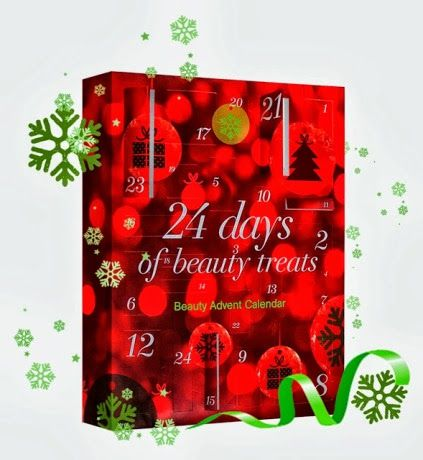 Confessions of a Secret Shopper: Christmas Countdown: Beauty Advent Calendar Giveaway