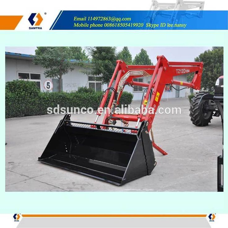 Front End Loader for jinma Tractors
