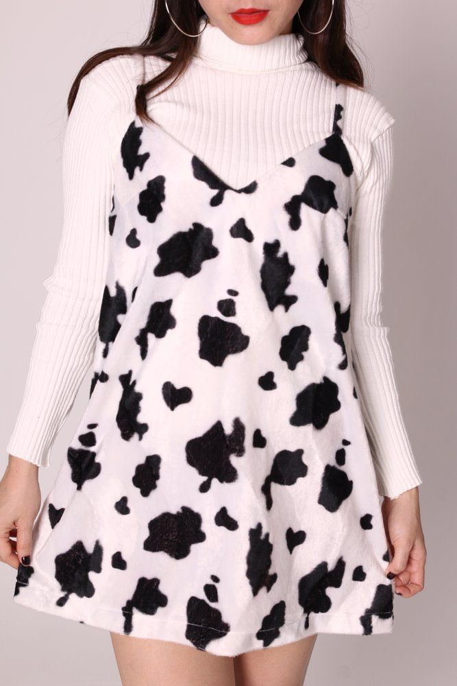 CowCow Womens Black White Cats on Black Pattern for Your Design Bodycon Skirt