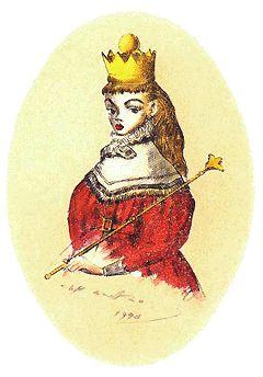 The Queen Alice   1994