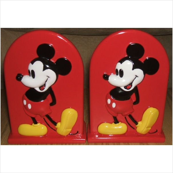 Discontinued disney mickey mouse toothbrush holder jay franco sons home decor bring this - Mickey mouse bathroom accessories ...