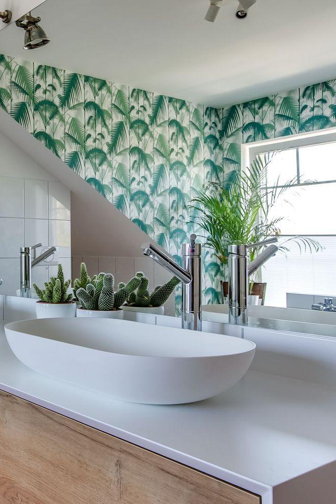 Déco murale de salle de bains  des idées pour s\u0027inspirer Mon
