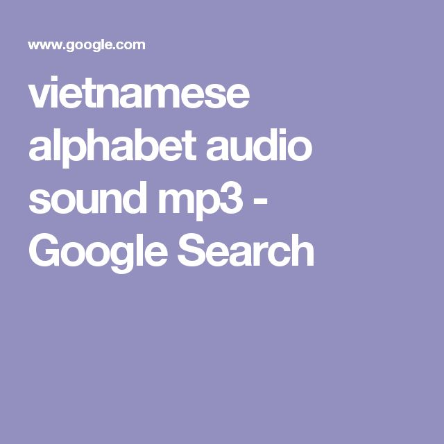 Learn vietnamese online audio