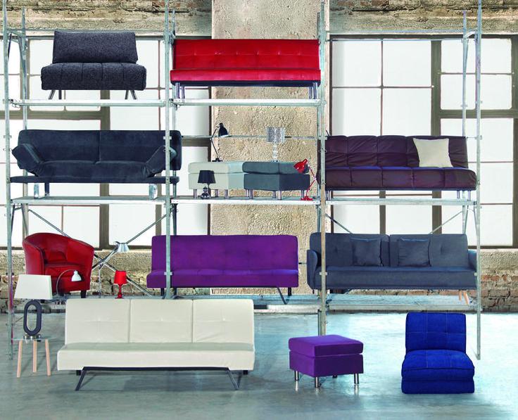 En Easy tenemos una gran variedad de sofás, sillones y futones. ¡Elige el tuyo! #Muebles2014 #Sillones #Living #Easy #EasyTienda  http://www.easy.cl/futones
