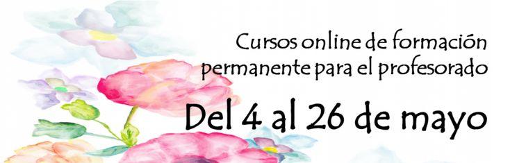 Entra en www.educaciondocente.es y matricúlate en uno de nuestros#cursos #online de #formación permanente reconocidos por el Departament d'Ensenyament de la Generalitat de Catalunya, VÁLIDOS a nivel nacional.  Escoje el que más te guste…