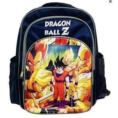 Japan Cartoon Anime Dragon Ball Backpack Son Goku Kakarotto schoolbag travel bag