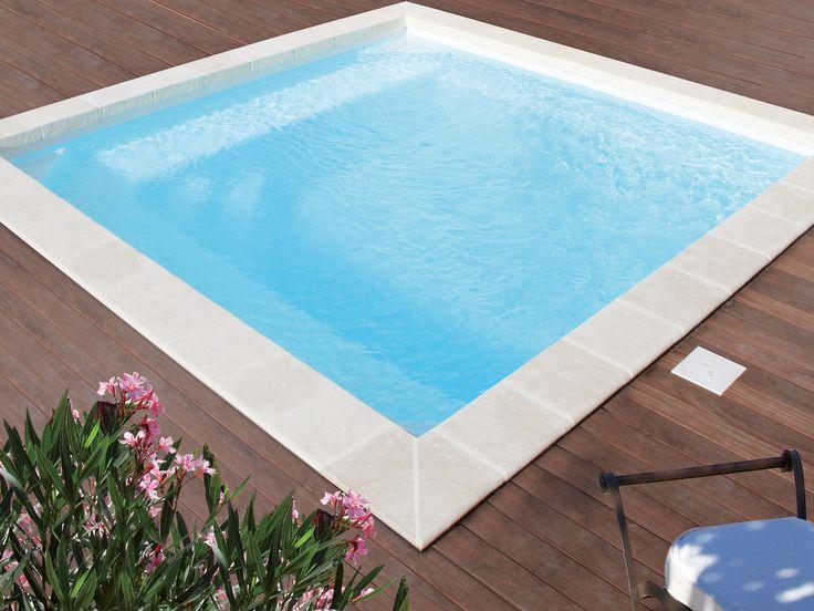 Les 25 meilleures id es de la cat gorie piscine coque sur for Construction piscine rabat