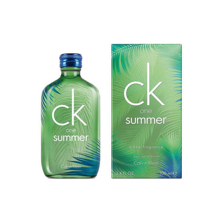 Calvin Klein CK One Summer Eau de Toilette, Multicolor