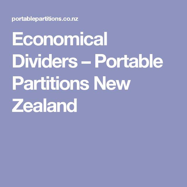 Economical Dividers – Portable Partitions New Zealand