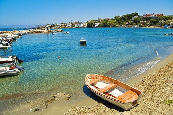 Great place Kalamaki Crete