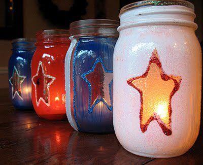 Independence Day Luminaries