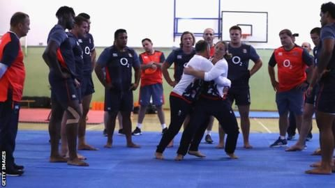 Are England coaches being negligent of the health needs of England rugby stars as they place extra strain on them during match weeks with mid week training camps. The latest camps have had GB Judo squad members teach the players judo for strength and conditioning but has resulted in serious injuries including a broken jaw and a broken leg.  Do the coaches need to take the health and well being of the players further into account before arranging these sorts of sessions?