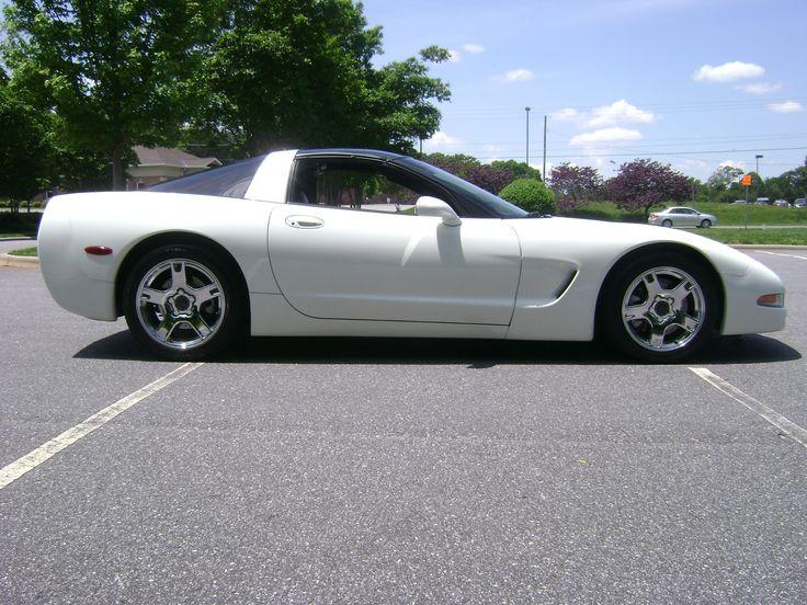 1997 Corvette | Picture of 1997 Chevrolet Corvette Coupe, exterior