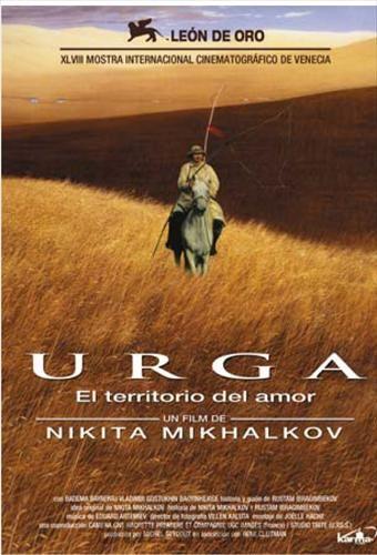 Urga : el territorio del amor - Nikita Mikhalkov: http://sinera.diba.cat/record=b1576732~S9*cat