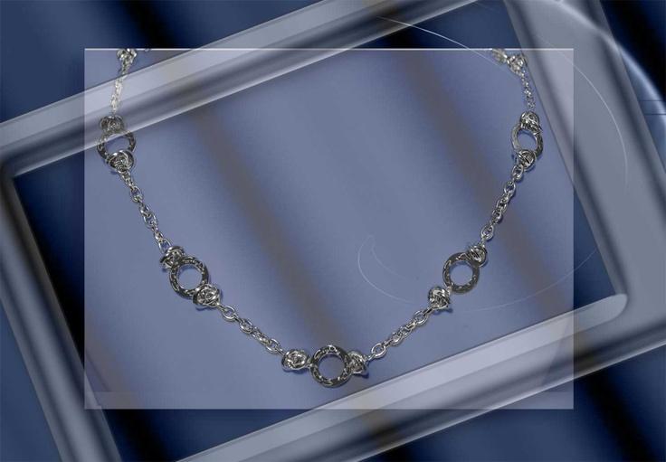 #collana #argento #silver #style #love #everydaygioielli #woman #pic #fashion  www.fashiongoldgioielli.com