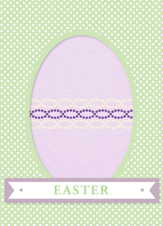 Download our spring-themed pack to create custom Easter cards and greetings.