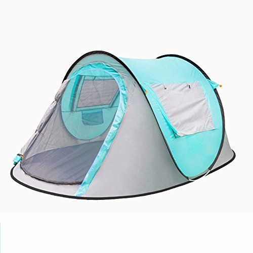 Introducing SSZJPortable c&ing windproof winter outdoor 4 person aluminum pole climbing warm tents. Great product  sc 1 st  Pinterest & 87 best Camping Tents - 4 Persons images on Pinterest | Tent ...