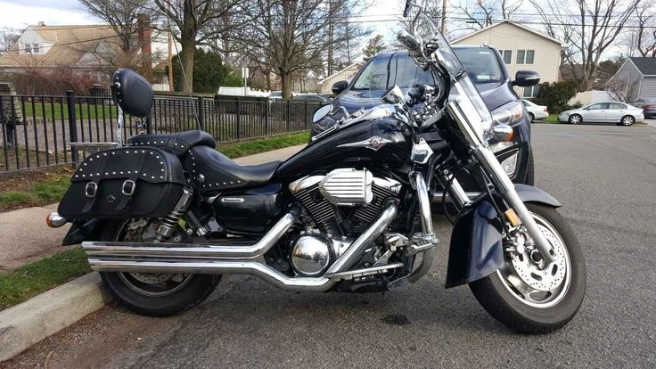 Used 2007 Kawasaki VULCAN 1600 CLASSIC Motorcycles For Sale in New York,NY. Selling my beautiful classic cruiser. An awesome bike to ride and is an absolute stunner, I get compliments on this bike all the time! Runs great. It has the following features/aftermarket additions: Matching Mustang rider and passenger seats, Matching sissy bar, Luggage rack, Side saddles, Vance and Hines pipes (sounds awesome!), Original Vulcan windshield, Chrome lighter/charging outlet, Phone holder, Thick highway…