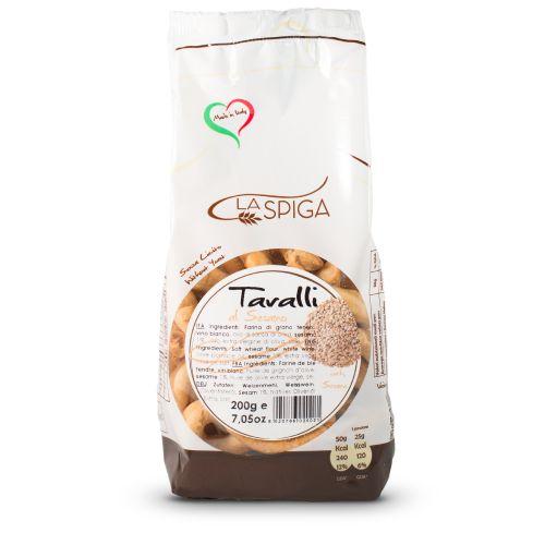 #Taralli La Spiga    New packaging, Same taste.  #food #Puglia #Italy #MadeInItaly #Snack #Recipes #ricetta #tradizione #Italia