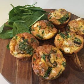 Do you want a grab & go healthy yummy breakfast? Try these delicious MINI BREAKFAST FRITTATAS! I baked them over the weekend & they have been ready to go in the morning - I omitted the capsicum but you can do as you like! Find the recipe on our blog -  https://blitzactive.com.au/…/savoury/breakfast-fritatas.html Plus size activewear - sizes 16-26 Made & designed in Australia #blitzactive #blitzactivewear #plussizeclothing #plussizeworkout #plussizeactivewear #healthymuffins #breakfastmuffins