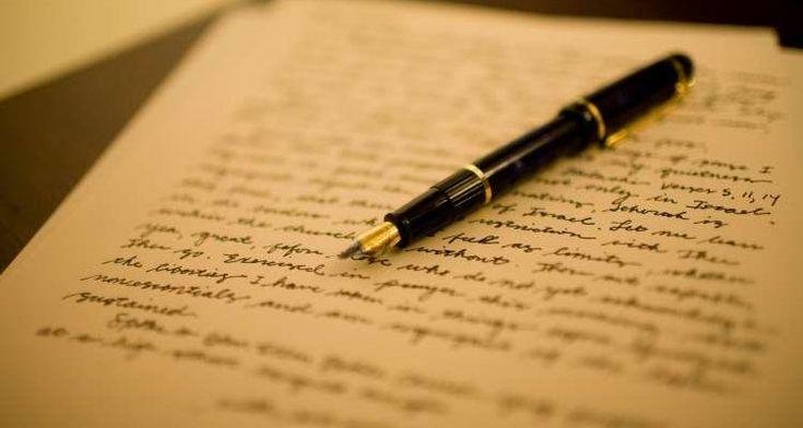 Ένα γράμμα για τον πρώην εαυτό μου