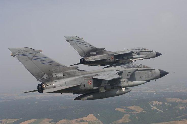 Chiusa dall'Aeronautica l'aerobase di Piacenza: ora tutti i Tornado d'Italia sono a Ghedi che ha accolto gli equipaggi del 155° gruppo di volo