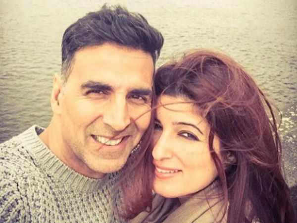 Here's how Akshay Kumar is planning to celebrate Twinkle Khanna's birthday