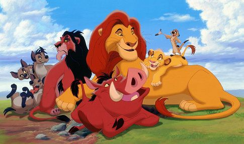 The Lion King (1994) - IMDb