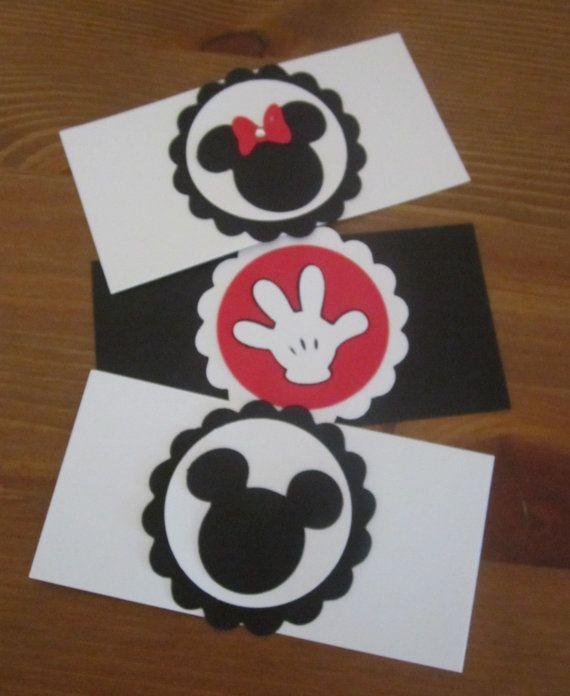cute mousekeeping tip envelopes
