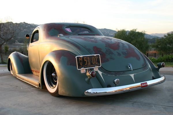 Cool Pictures Of Cars >> Shaw Car Patina Paint Job | 1st_donut_derelicts_dave_s_photos_041_detail | cool rods 2 | Pinterest