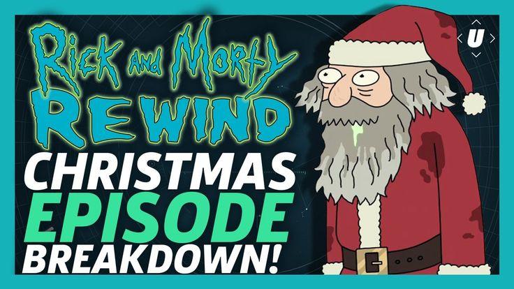 "Rick and Morty Season 1 Episode 3 ""Anatomy Park"" Breakdown!"