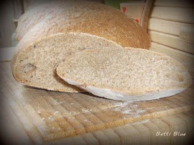 Kuchnia Betti: Białe pieczywo orkiszowe