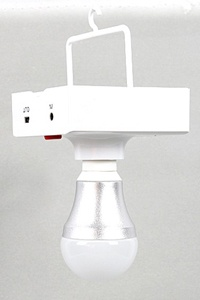 LED Solar Light & charger Hang Type  Also a useful charger for mobile phones, digital cameras etc.