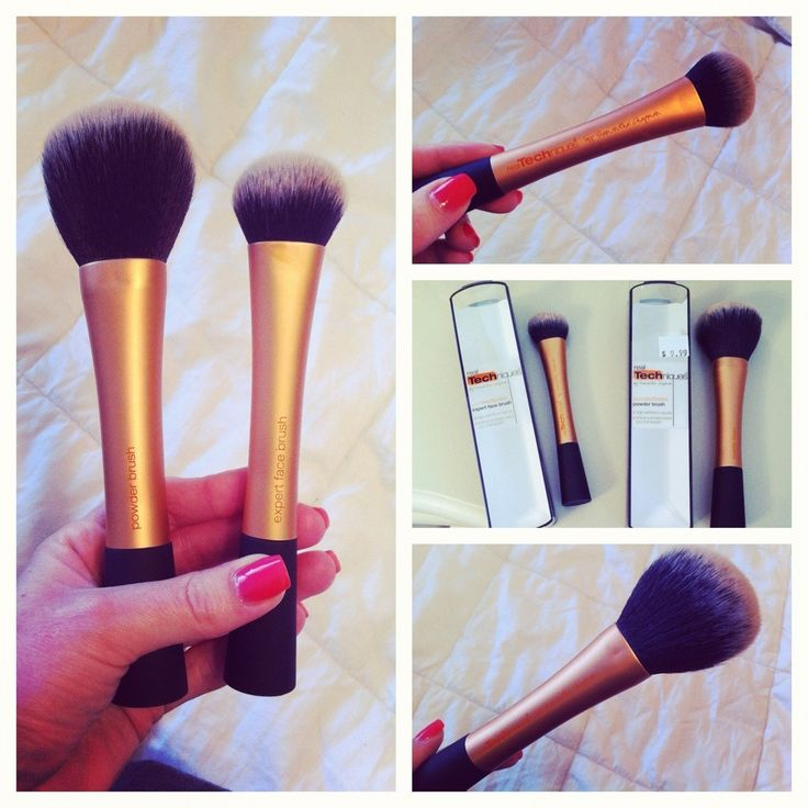 Real Techniques Brush Review: These are amazing brushes without the expensive price tag!
