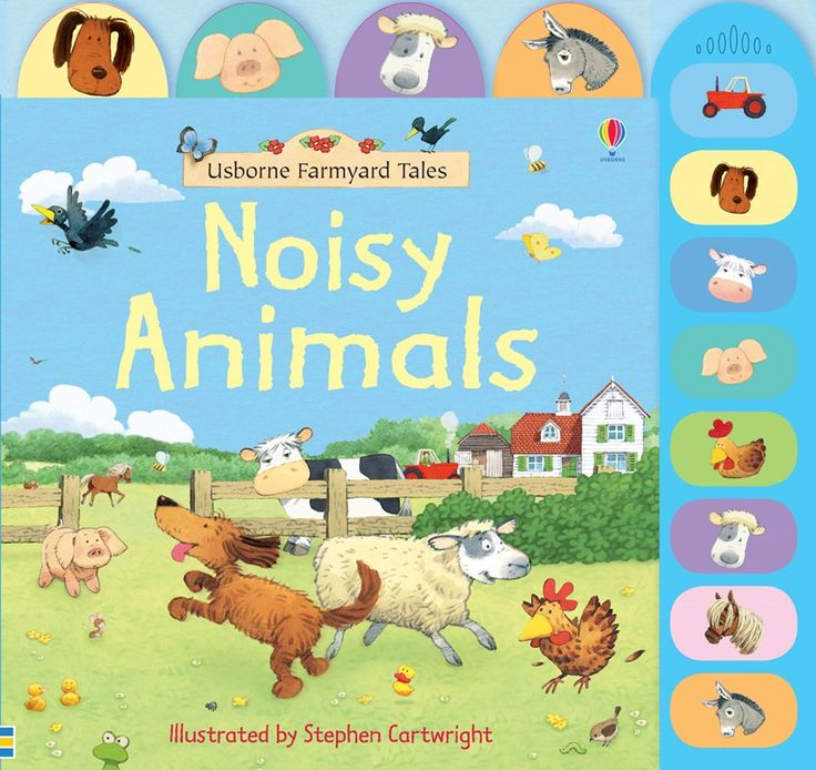 "Find out more about ""Noisy animals"", write a review or buy online."