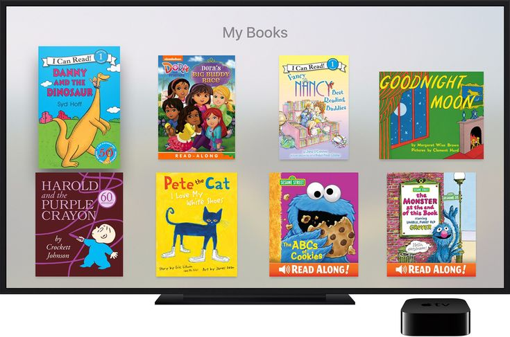 Read along with iBooks StoryTime on Apple TV - Apple Support