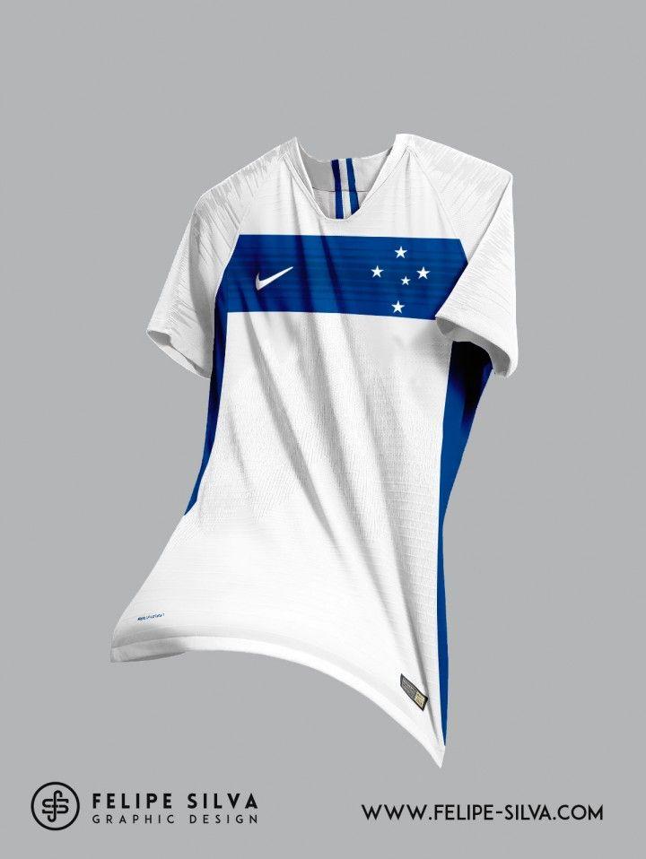 6455ff42d5 Leitor MDF  14 Clubes brasileiros vestindo Nike (Felipe Silva ...