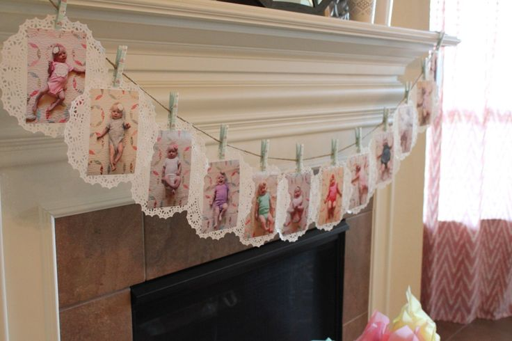 Project Nursery - Tea Party 1st Birthday Party Banner