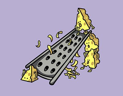 """Check out new work on my @Behance portfolio: """"cheese"""" http://be.net/gallery/51835457/cheese"""