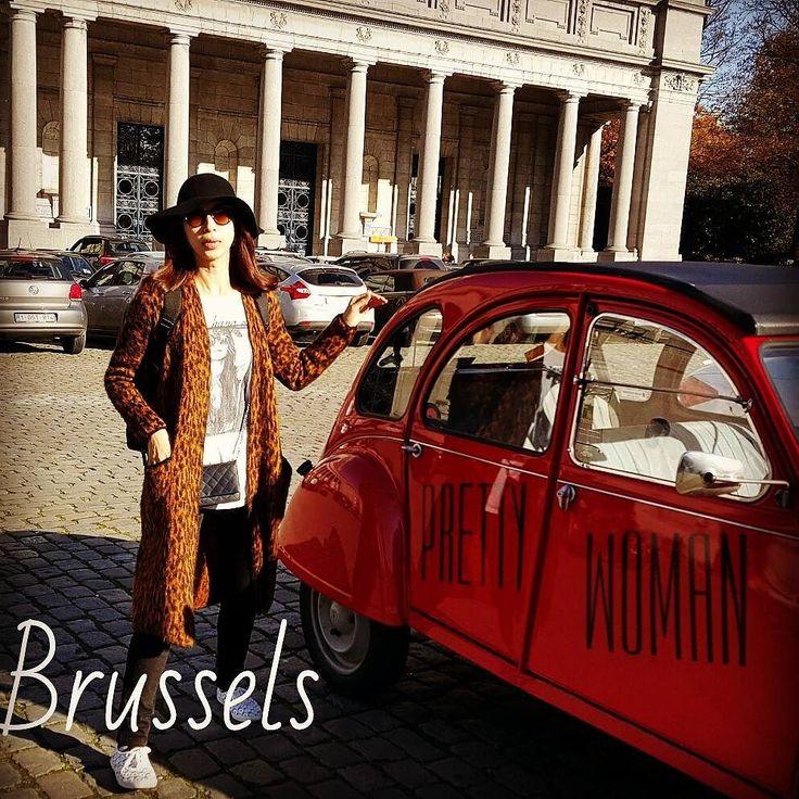 1year ago Brussels #travel #tbt