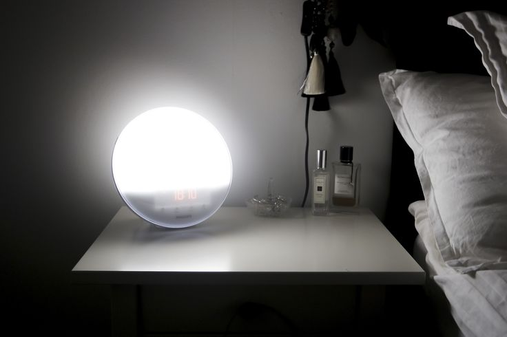wake-up light