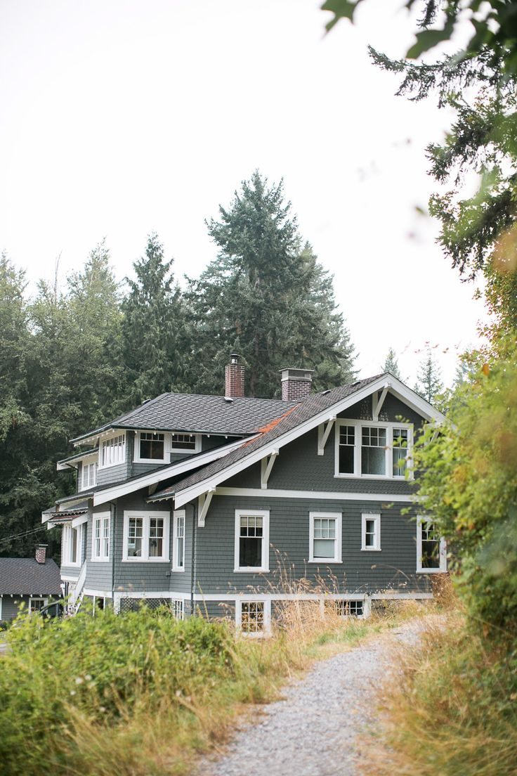 Pacific Northwest Wedding | Woodstock Farm | Bellingham, Washington