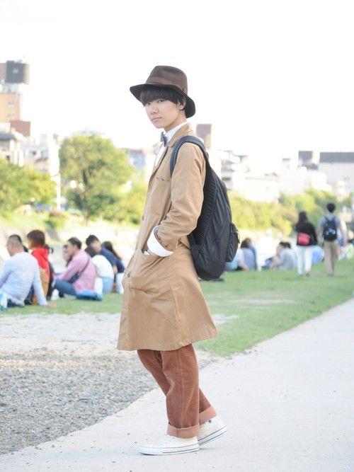 健斗@さんのスニーカー「CONVERSE 」を使ったコーディネート