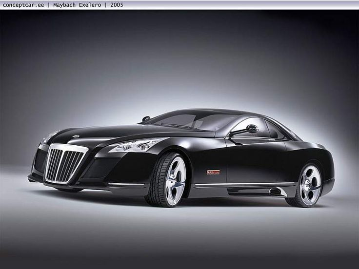 Mercedes Maybach Exelero Love this one. How about you? Get alot more incredible limousines at www.classiquelimo.com